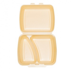 Meal Box 2 Compartment Tray (200) **
